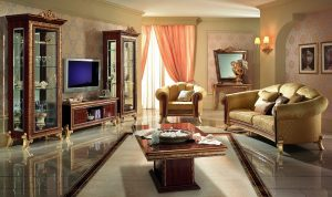 | 1-arredoclassic-GIOTTO living with tv set