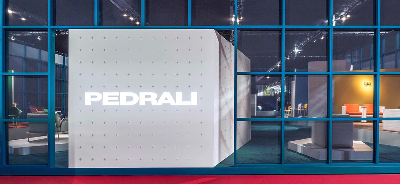 PEDRALI auf dem Salone del Mobile 2017