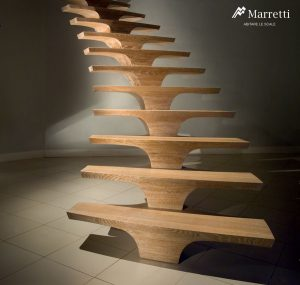 Freitragende-Treppen-Holz-marretti