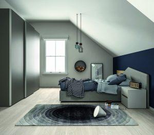 Dall'Agnese begehbarer kleiderschrank, Schlafzimmer, Schiebetürenschrank, tecno