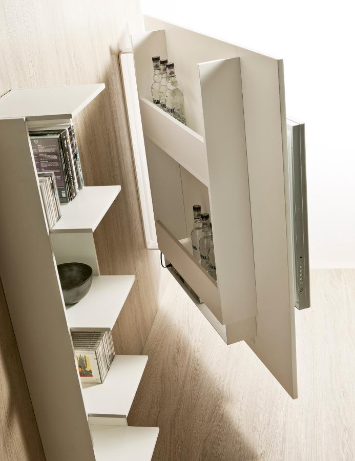 Ghost - Pannello porta tv orientabile ...
