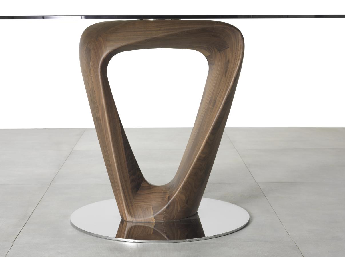 Mobius esstisch for Esstisch italian design