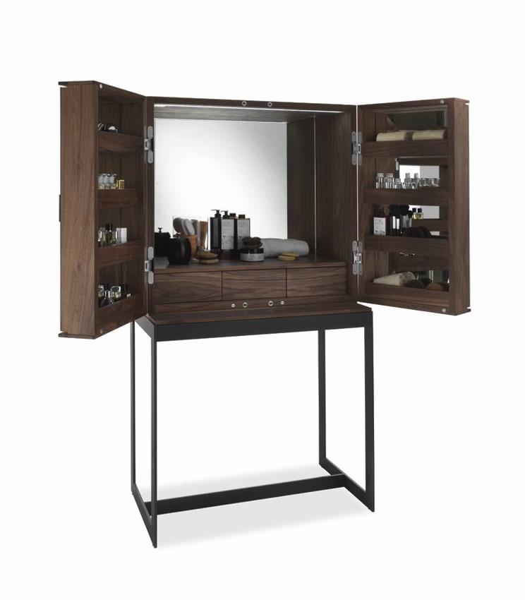 fly vanity. Black Bedroom Furniture Sets. Home Design Ideas