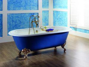 vintage-Badewannen-bleu-provence