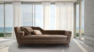 MILANO BEDDING JACK - JACK CLASSIC vielseitiges Sofabettprogramm komfortable Couch mit Bettfunktion