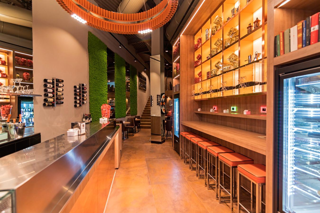 Referenzen bar cafes chicco do mexico for Made in italy arredamenti bertinoro