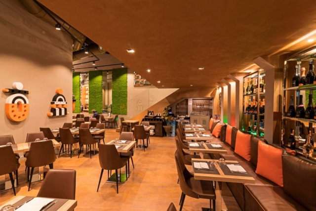 Referenzen bar cafes chicco do mexico for Dos arredamenti
