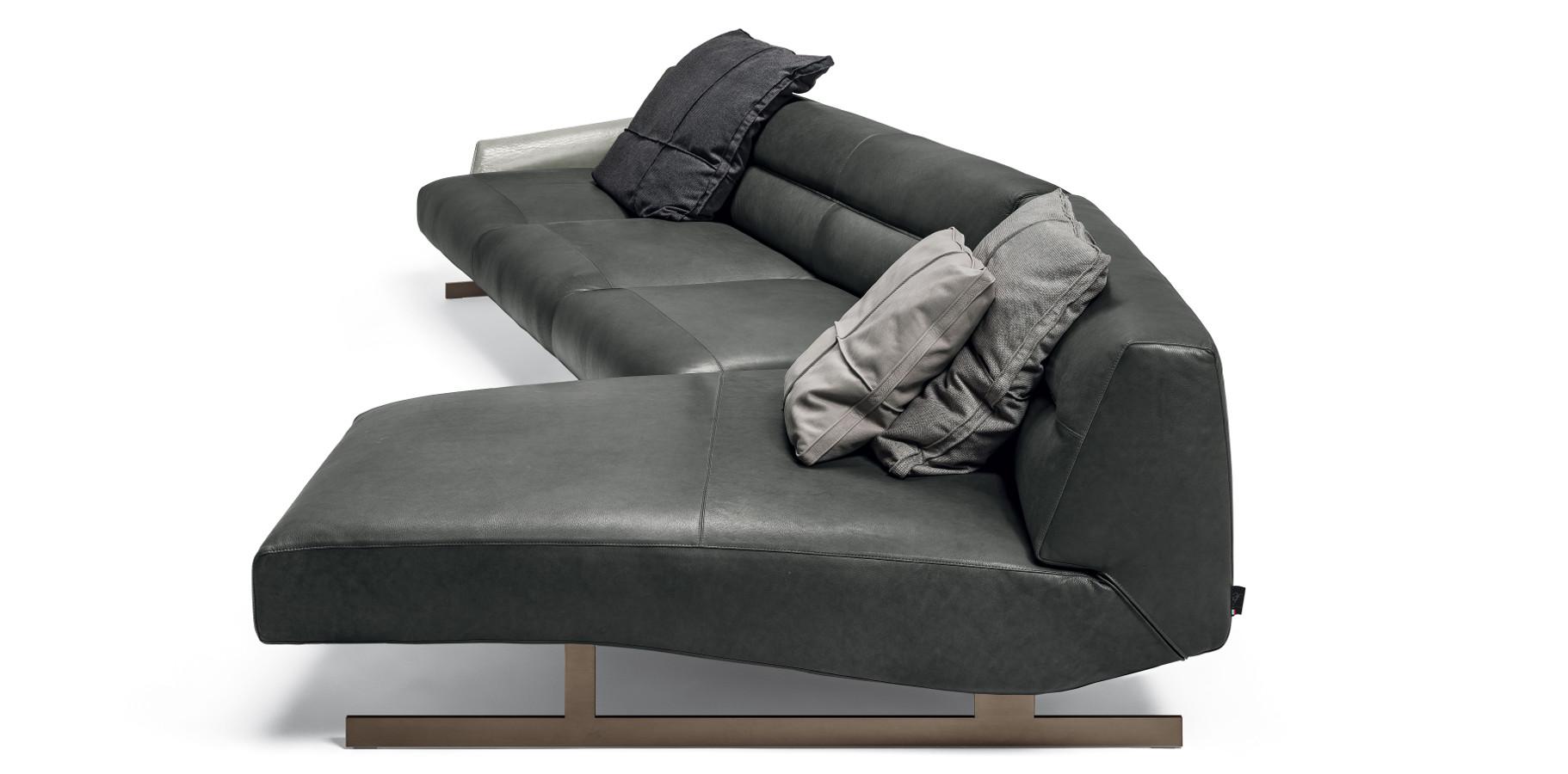 Nash Modernes Sofa Madeinitalyde
