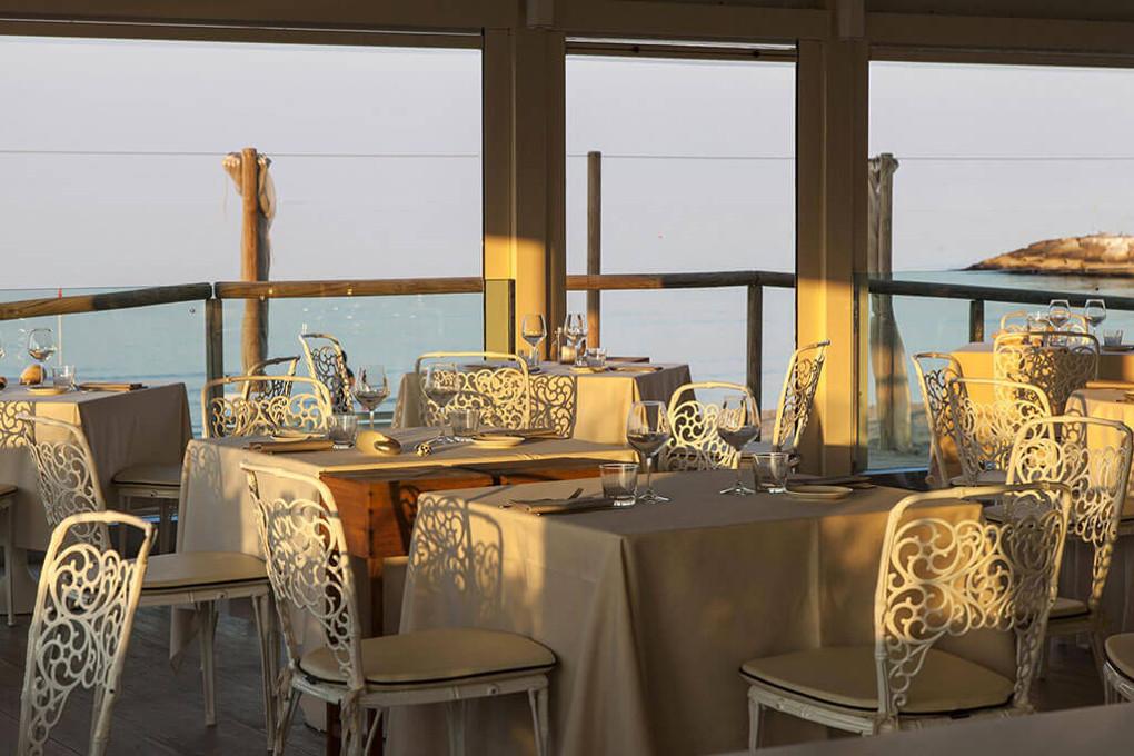 Referenzen restaurants sabbia sale for Made in italy arredamenti bertinoro