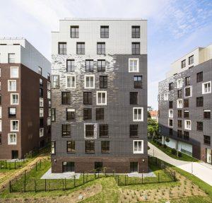 Asnières-sur-Seine, 5+1AA Architectures, Casalgrande Padana 5