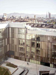 Commercial 2017, Büro komplex Reale Group, Iotti+Pavarani Architetti e Artecna 3_com