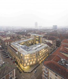 Commercial 2017, Büro komplex Reale Group, Iotti+Pavarani Architetti e Artecna 4_com