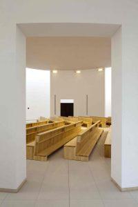 Gemeindekomplex der Diözese Lodi, Dresano, Mailand, Studio Corvino + Multari 3_com