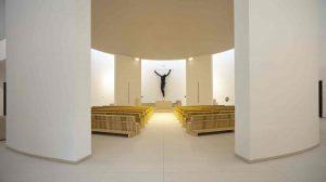 Gemeindekomplex der Diözese Lodi, Dresano, Mailand, Studio Corvino + Multari 5_com