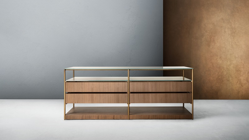 LEMA NEWS 2018 SIDEBOARD AREIA Design by David Lopez Quincoces
