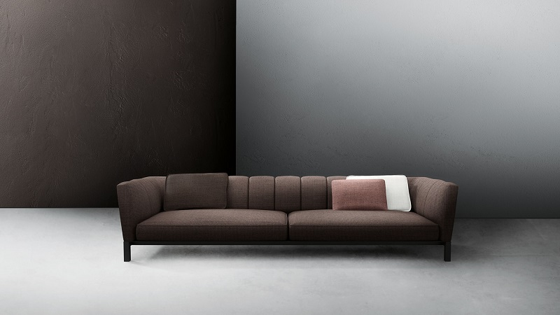 LEMA NEWS 2018 SOFA WARP Design by Francesco Rota
