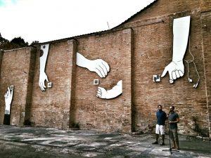 Mention Istitution 2017, Una storia, Giovanni Calvi e Davide Valenti, Gigacer 1_com