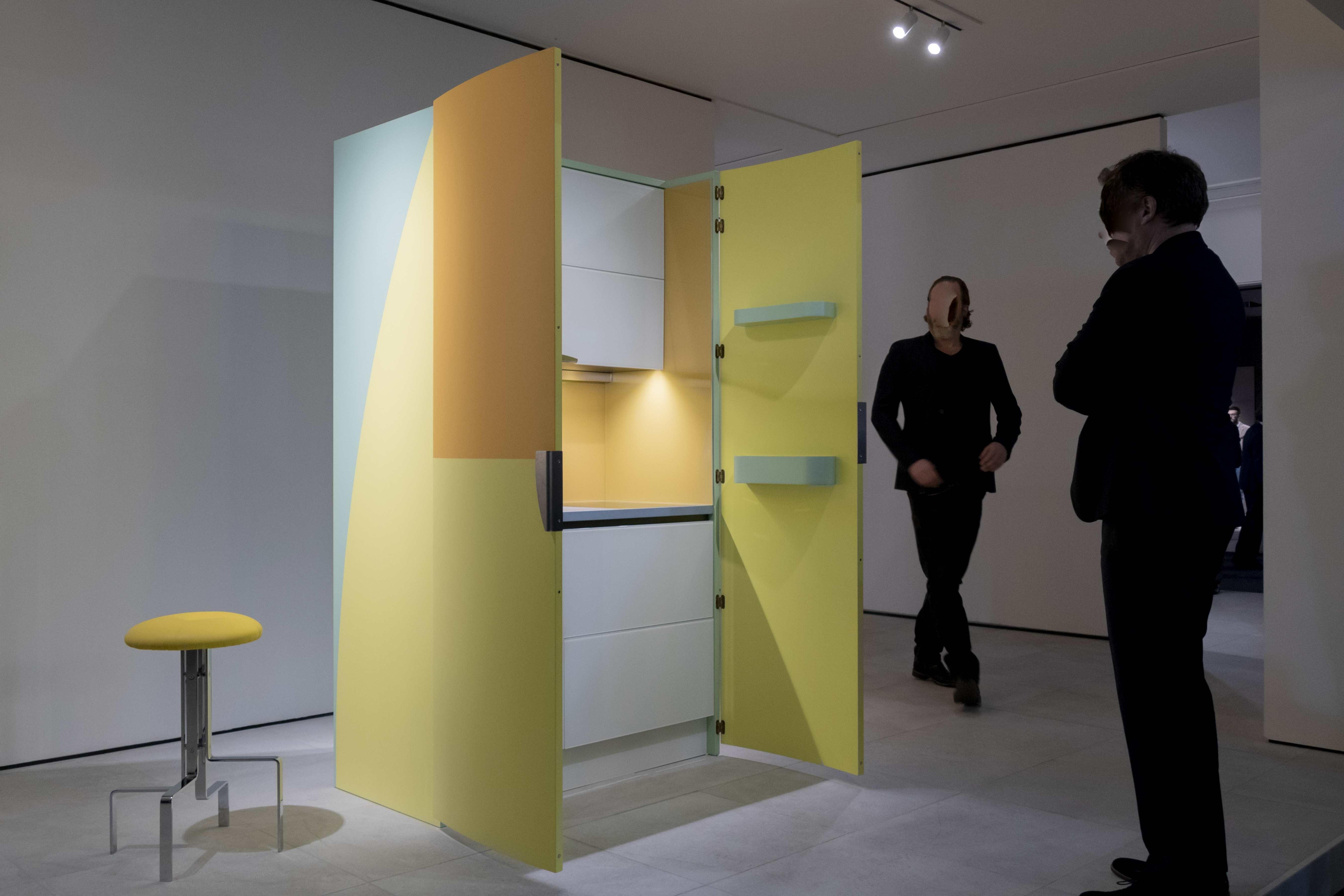 SANWA Gewinner des Salone del Mobile.Milano Award 2018 photo 2 SAVERIO LOMBARDI VALLAURI