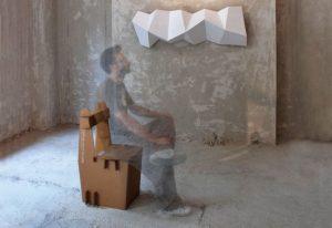 a4adesign,madeinitaly,italien design,Ökomöbel,Tische & Stühle,Designerstühle, pappe, karton stuhl, Ökomöbel,a4adesign-srl