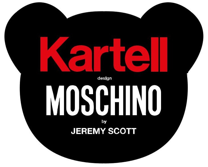 kartell lampe mailand 2018 Toy - Moschino logo