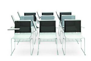 Multi-Mesh-Bürobereich-ibebi
