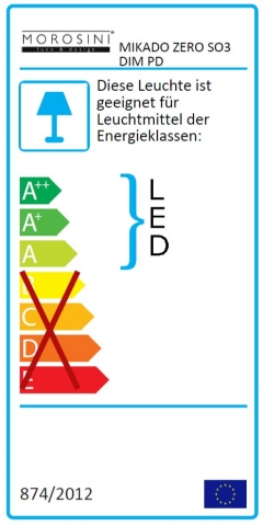 MIKADO ZERO SO3 DIM PD-morosini-energy-lavel