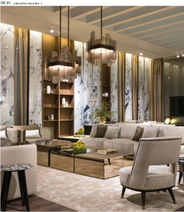 Sicis Electric-Marble-glas marmor effekt wohnen 1 MARMORPLATTEN