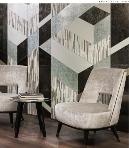 Sicis Electric-Marble-glas marmor effekt wohnen 5 MARMORPLATTEN