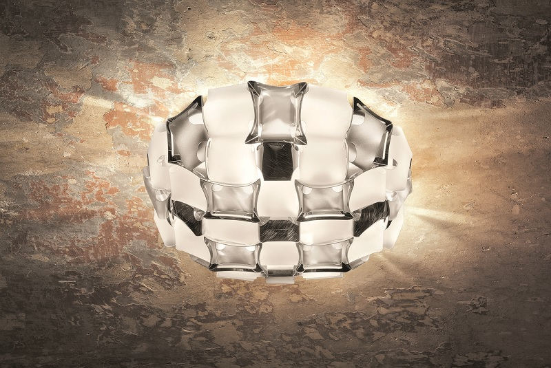 slamp mida deckenleuchte ambiente white platinum