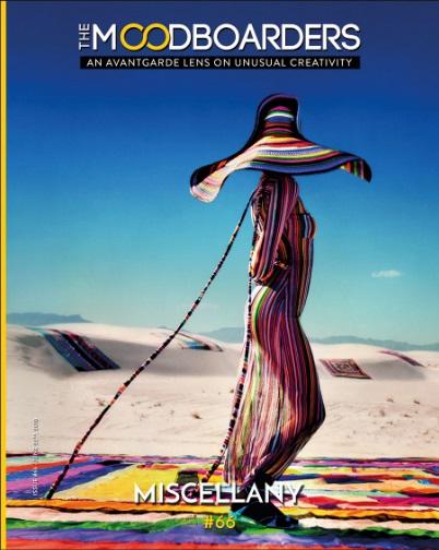 the moodboarders design magazin Cristina Morozzi nr 66 Juni 2018 MISCELLANY