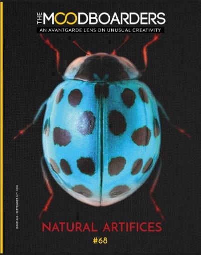 the moodboarders design magazin Cristina Morozzi nr 68 September 2018 NATURAL ARTIFICES