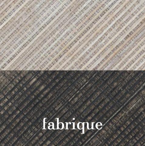 Fabrique Corde - Fumée Noire - Design Marc Sadler