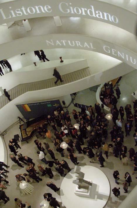 Natural Genius ist eine Linie von Listone-Giordano