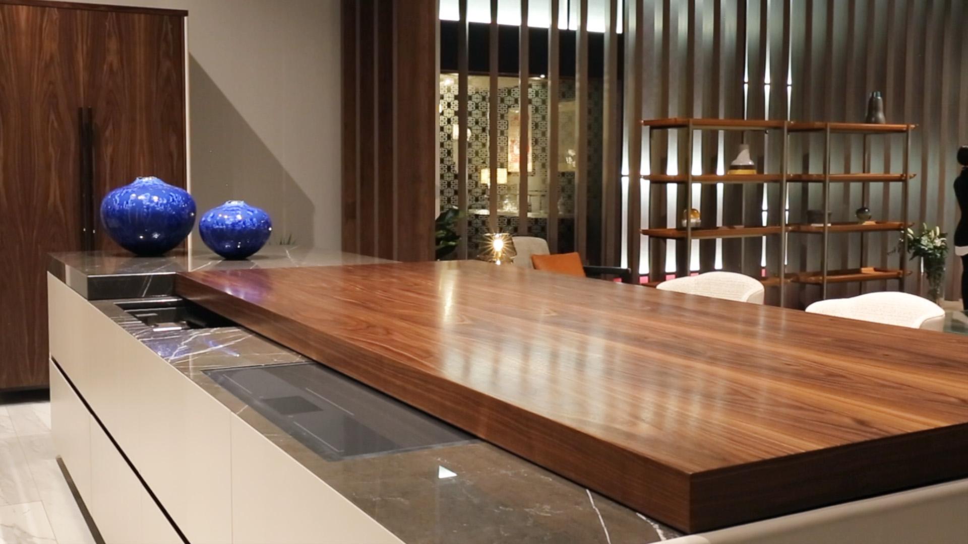 Küche-Formitalia -Aston-Martin-Sequenz
