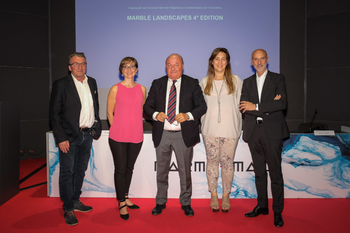 Marble Landscapes Consorzio Marmisti Valpantena 2015-2016-2017-2018