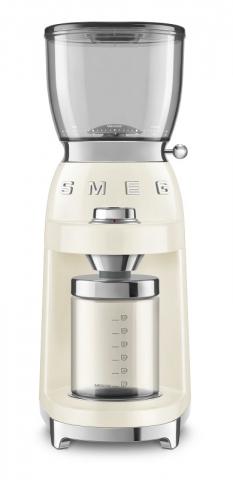 smeg Retro-Style Kaffeemühle mühle beige