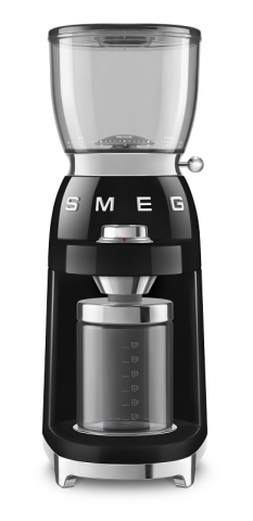 smeg Retro-Style Kaffeemühle mühle schwarz