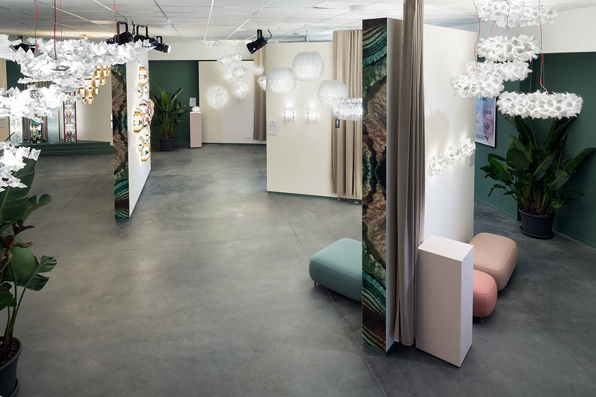 slamp firmensitz showroom 2