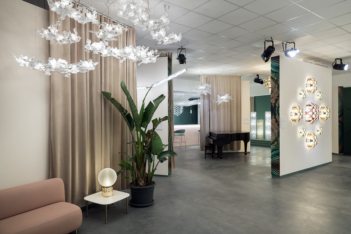 slamp firmensitz showroom 4