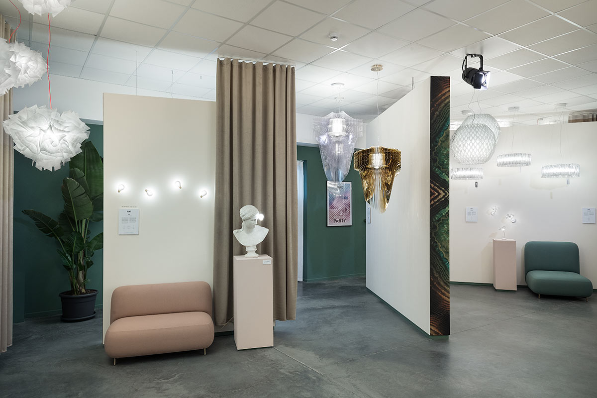 slamp firmensitz showroom 9