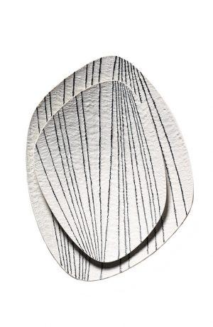 fos ceramiche NAUM dekorative keramik schale web