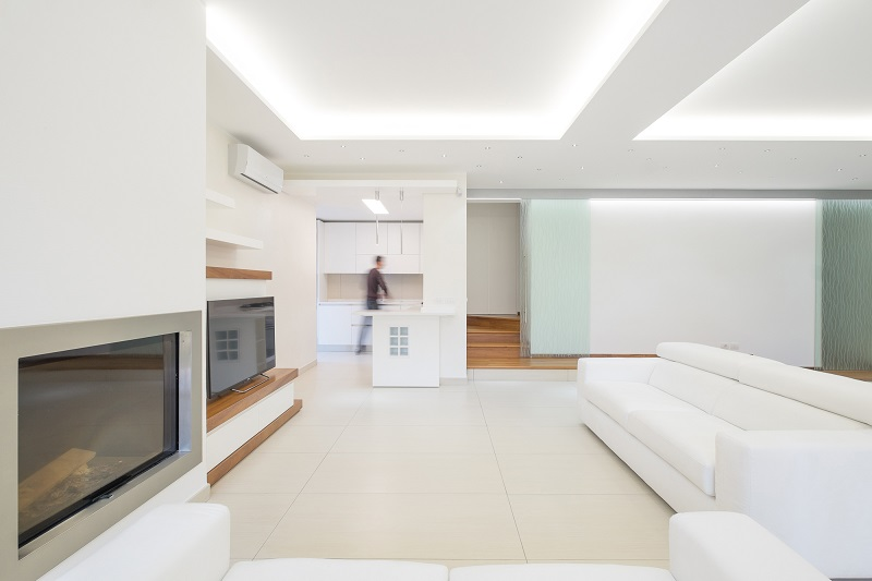 Casalgrande Padana Keramik Fliesen tendenzen 2020 Architecture White 60 X 60