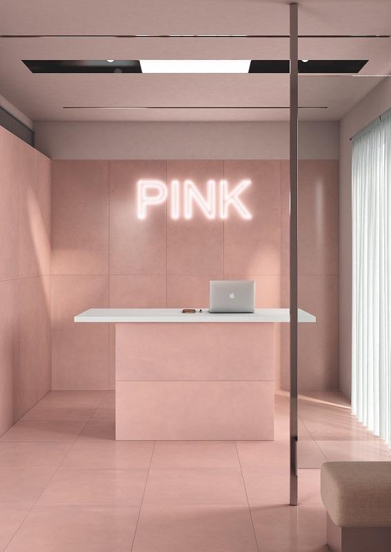 Casalgrande Padana Keramik Fliesen tendenzen 2020 R evolution _light pink
