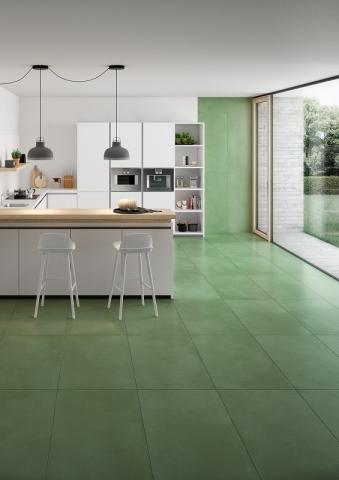 Casalgrande Padana Keramik Fliesen tendenzen 2020 _green