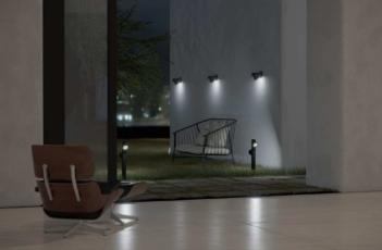 martinelli luce bruco modulare aussenleuchten system Pollerleuchten Wegeleuchten gartenbeleuchtung 4-min