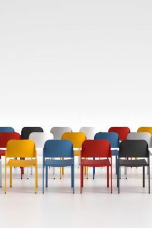 Ibebi Bio Bürostühle Stapelstühle Konferenzstühle Objektbestuhlung Ökomöbel Wartezimmerstuhl (5)