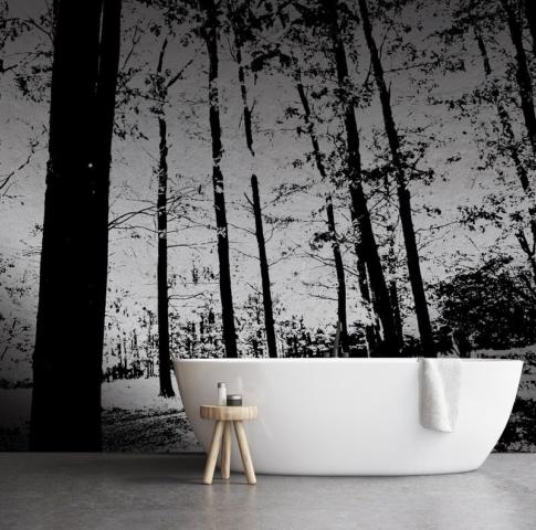 Instabilelab_ginevra dekorative Wandtapete Badezimmer Ambiente inspirationen einrichten Traumbad-min