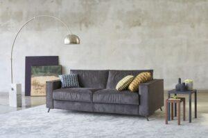 MILANO BEDDING MINGUS Designer Schlafsofa hochwertige Verwandlungscouch Polstermöbel