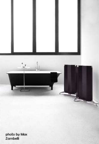 Tubes_Origami_photo_by_MaxZambelli_2 dekorative Heizkörper Design-Heizobjekte Badezimmer Ambiente inspirationen einrichten Traumbad-min