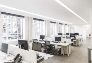 pan international karma lineare einbau Büro Beleuchtung-min